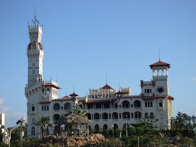 Presidential Palace in Alexandria