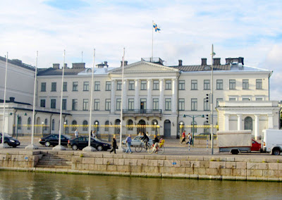 Presidential Palace, Helsinki in Finland (6) 2