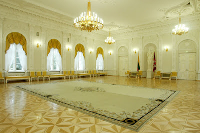 Presidential Palace, Vilnius in Lithuania (6) 5