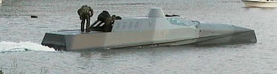 Navy Seals boat