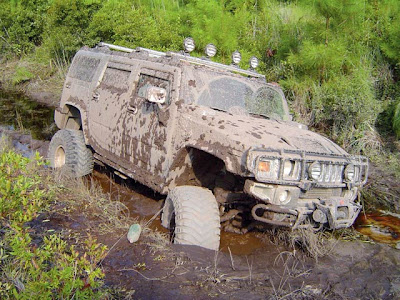 Cars Confronting Mud (9) 9