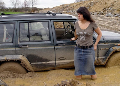 Vehicles in mud (11) 9
