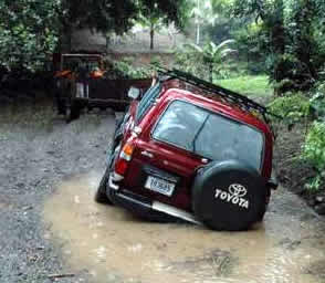 Vehicles in mud (11) 6