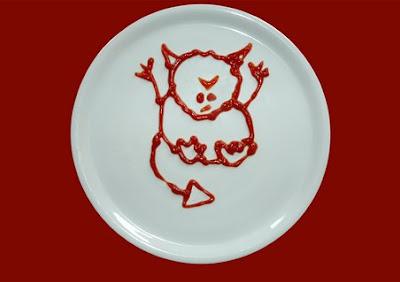 Ketchup Art (21)  2