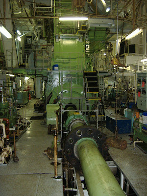 engine for huge vessels