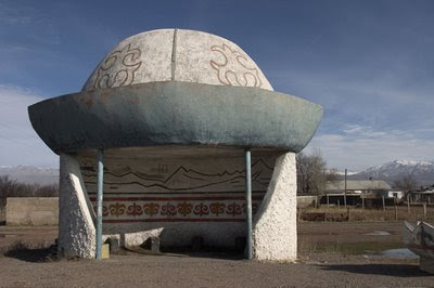 Creative and Cool Soviet Bus Stops (18) 13