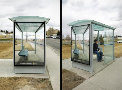 Creative and Clever Bus Stop Advertisements (6) 6