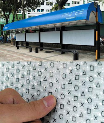 Creative and Clever Bus Advertisements Stop(6) 3