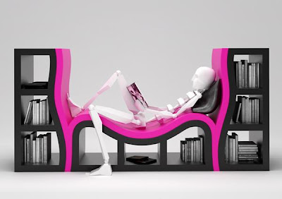Creative and Stylish Bookshelf Designs (21) 3