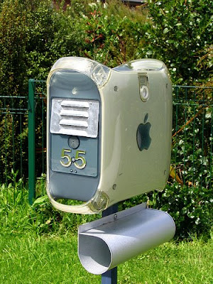 Mac fanboys dream mailbox