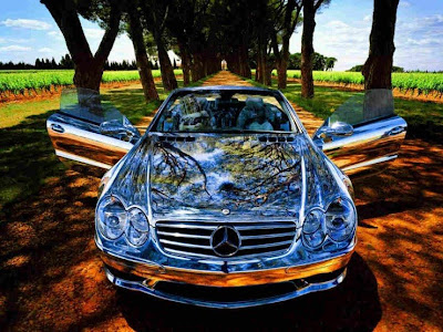 Chromed Cars (14) 11