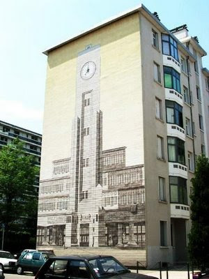 Creative And Illusionary Building Paintings (12) 1