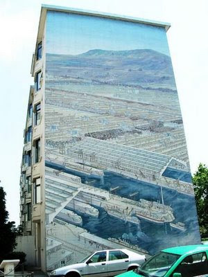 Creative And Illusionary Building Paintings (12) 2