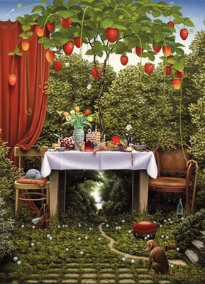 Fictional Surreal Art By Jacek Yerka (11) 7