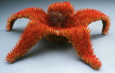 Interesting Pencil Sculptures