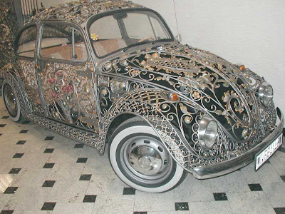 Volkswagen Beetle By VRBANUS