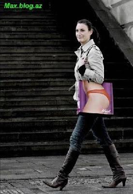 Interesting  Shopping Bags