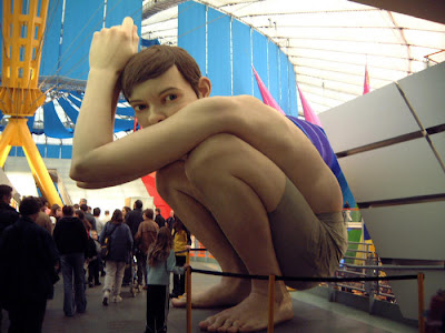 Ron Mueck & His Amazing Sculptures (NSFW?)