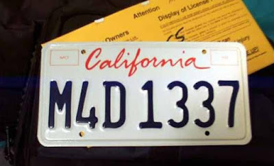 11 Cool and Clever License Plates (11) 3