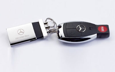 Mercedes-Benz key