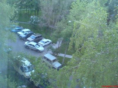 Russian Parking  3