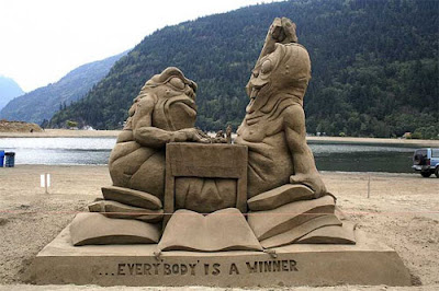 Amazing Sand Sculptures (11) 7