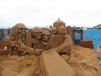 Amazing Sand Sculptures (11) 2