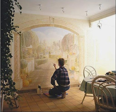 Amazing 3D Wall Paintings 4