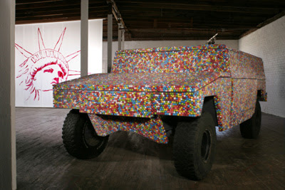 Sugar Coated HumVee (4) 2
