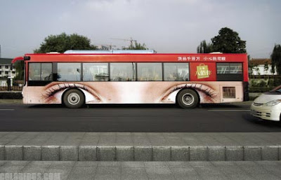 Creative and Clever Bus Advertisements (11)  3