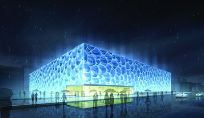 National Aquatics Centre, Beijing 10