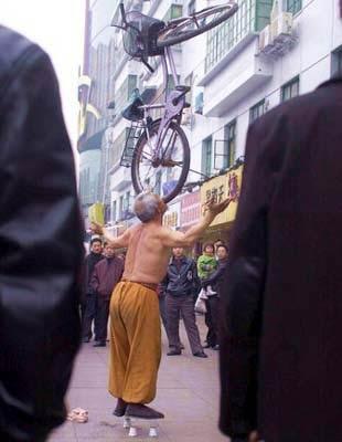 Balancing guy