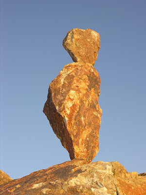 Rock Balancing 18