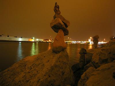 Rock Balancing 14
