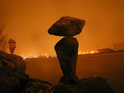 Rock Balancing 15