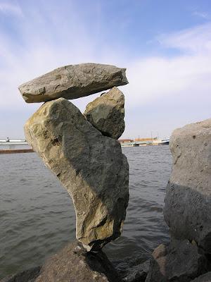 Rock Balancing 12
