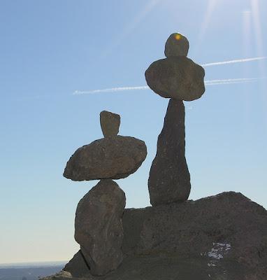 Rock Balancing 7