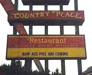 Funny Signboards 9