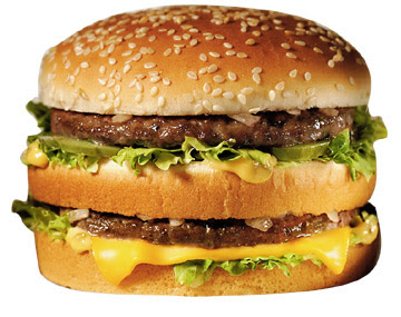 McDonald's Big Mac 1