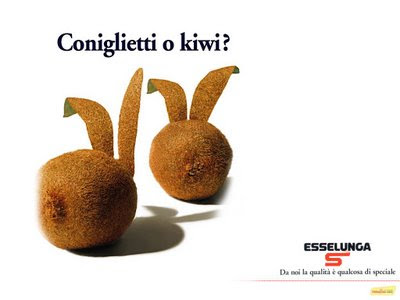 Creative Ads With Fruits & Vegetables 4