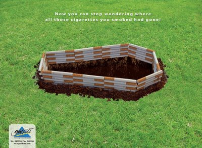 16 Creative Anti-Smoking Advertisements (16) 12