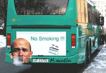 16 Creative Anti-Smoking Advertisements (16) 16