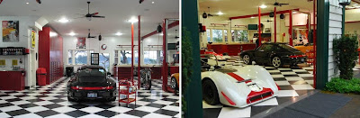 Incredible Hidden Car Garage Designs (30) 19