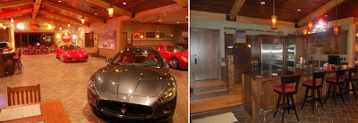 Incredible Hidden Car Garage Designs (30) 18