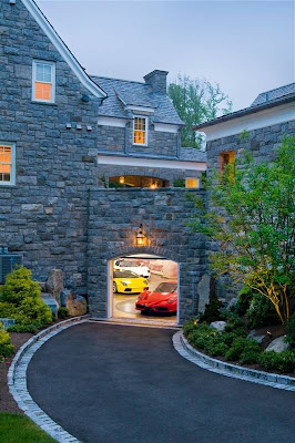 Incredible Hidden Car Garage Designs (30) 13