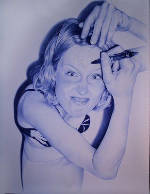 Coolest Ballpoint Pen Art (8) 1