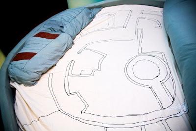 Millennium Falcon Bed (6) 3