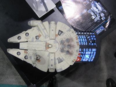Millennium Falcon Remote Control