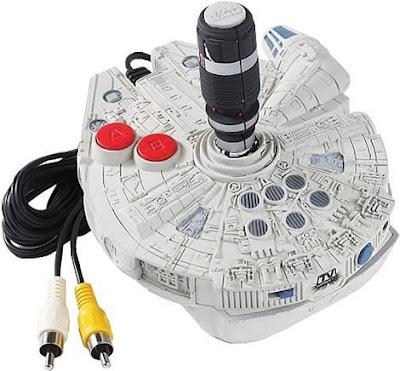 Millennium Falcon Joystick