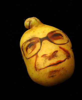 Potato Art and Sculptures (30) 6